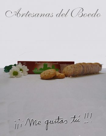 Pastas con Salvados y Canela Artesanas del Boedo
