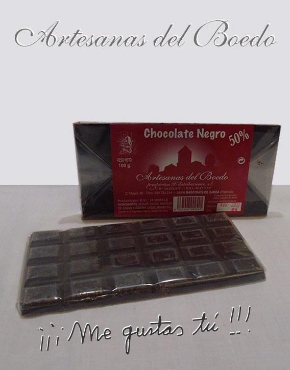 Chocolate Negro Artesanas del Boedo