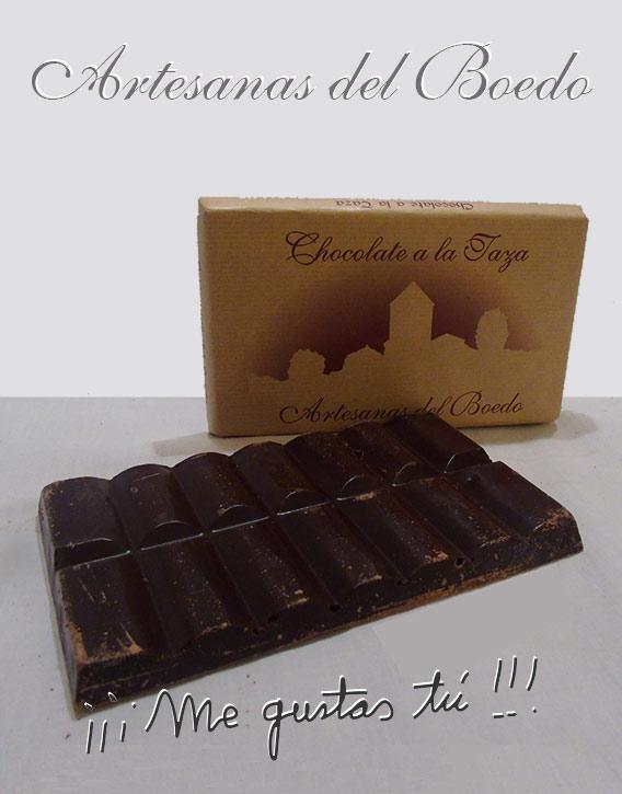 Chocolate a la Taza Artesanas del Boedo