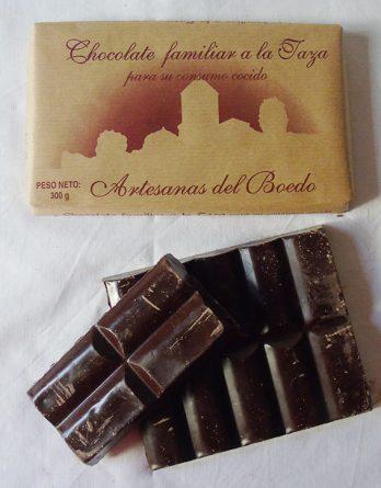 Chocolate Familiar a la Taza Artesanas del Boedo