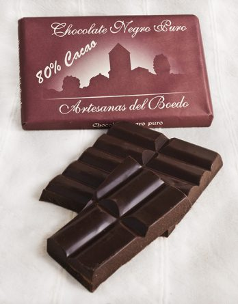 Chocolate Negro Puro Artesanas del Boedo