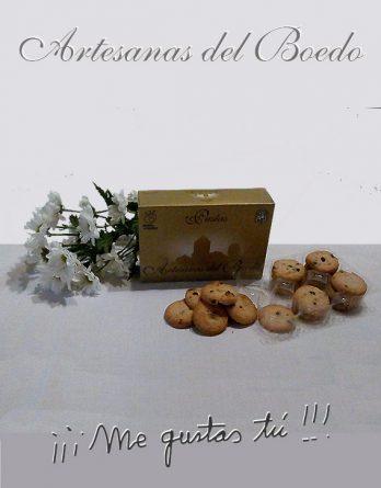 Pastas de Avellanas y Chocolate Artesanas del Boedo
