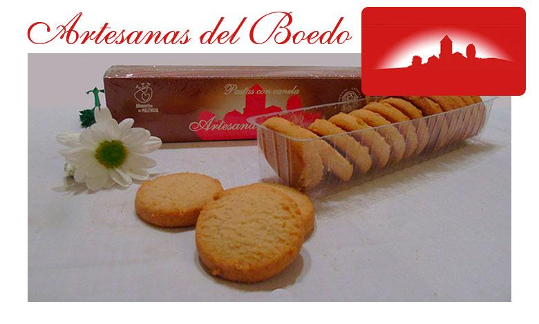 Pastas con Canela 180 gr. Artesanas del Boedo