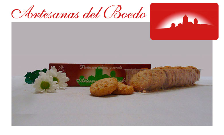 Pastas con Canela y Salvados 180 gr. Artesanas del Boedo