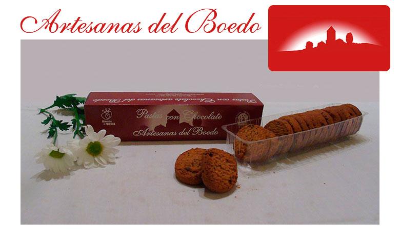 Pastas con Chocolate 180 gr. Artesanas del Boedo