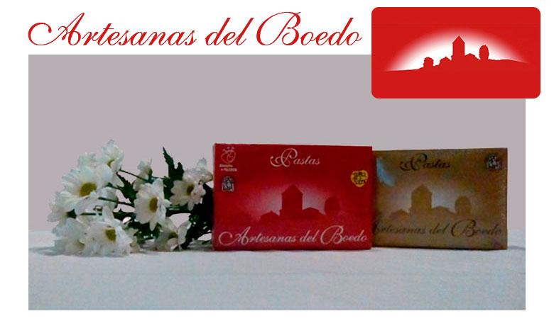 Pastas Naturales y Pastas con Avellana y Chocolate Artesanas del Boedo, nuestras dos variedades en tamaño de 175 gr.