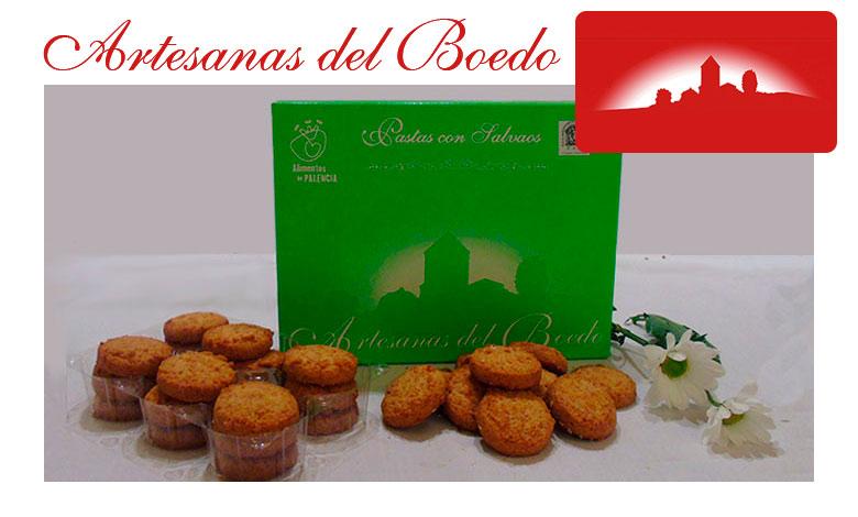 Pastas con Salvados 350 gr. Artesanas del Boedo